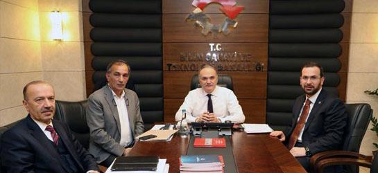 2. Etap yatırımları ve yeni projelerimiz ile ilgili yatırımların devam edecek.